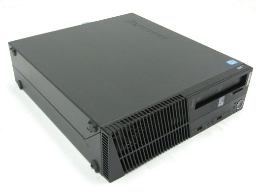 Lenovo m82 SFF / Intel Core I5-2400 (4 ядра по 3.1GHz) / 4GB DDR3 / 250 GB HDD / new! nVidia GeForce GT 730 1GB 12-міс гарантії