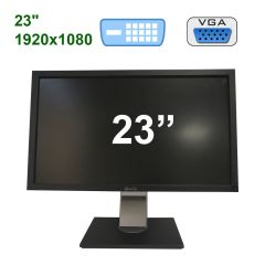 "Dell P2311H / 23"" (1920x1080) TFT LED / DVI, VGA, USB"