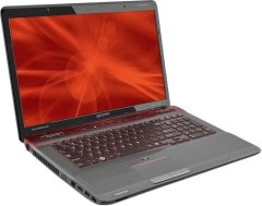 "Toshiba Qosmio X775 / 17.3"" (1600x900) TN / Intel Core i7-2670QM (4 (8) ядра по 2.2 - 3.1 GHz) / 8 GB DDR3 / 240 GB SSD+1000 GB HDD / nVidia GeForce GTX 560M 1.5 GB / DVD-RW / WebCam"