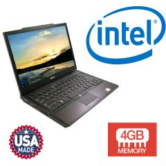 Dell Latitude e4300 / 13.3' / Intel Core 2 Duo P9400 (2 ядра, 2.4GHz) / 4 GB DDR3 / 120 GB HDD
