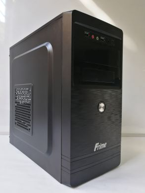 Frime ATX new / Intel Core i5-2400 (4 ядра по 3.1-3.4GHz) / 12 GB DDR3 / 500 GB HDD / new! Palit GeForce GTX 1050 Ti 4GB GDDR5 (HDMI, DVI, DP) / new! FSP 400W