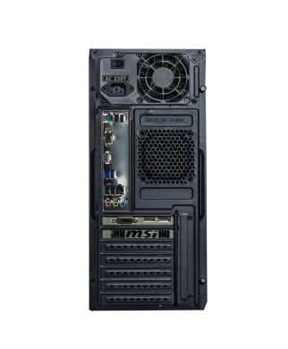 Frontier JUMBO MT / AMD Athlon™ II X4 840 (4 ядра по 3.1 - 3.8 GHz) / 8 GB DDR3 / 500 GB HDD / GeForce GTX 1050 (2 GB 128-bit GDDR5)