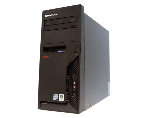 Lenovo M58P / Intel Core 2 Quad Q8400 (4 ядра по 2.66GHz) / 4GB DDR3 / 500GB HDD / nVidia GeForce GTX 750 1GB GDDR5 128-bit