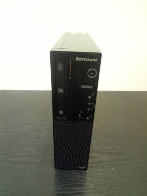 Lenovo ThinkCentre  Е73 SFF / Intel® Core™ i5-4430S (4 ядра по 2.7 - 3.2 GHz) / 4 GB DDR3 / 500 GB HDD