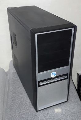 Frime Tower / Intel Core i5-2300 (4 ядра 3.1 GHz)  / 8 ГБ DDR3 / новая nVIdia 1050 TI 4 GB / 500 ГБ HDD + новый 60 ГБ SSD / новая материнская плата Dell XPS Vostro 4300