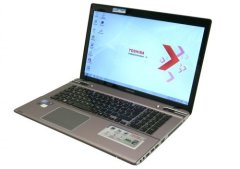 "Toshiba Satellite P875-S7200 / 17"" (1600x900) TN / Intel Core i5-3210M (2 (4) ядра по 2.5 - 3.1 GHz) / 8 GB DDR3 / 240 GB SSD / WebCam / DVD-RW"