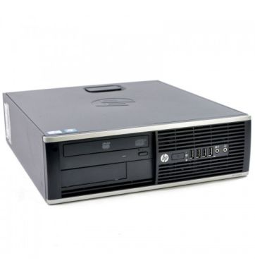HP Compaq Elite 8300 Desktop / Intel® Core™ i5-3470 (4 ядра по 3.20 - 3.60 GHz) / 6 GB DDR3 / 250 GB HDD