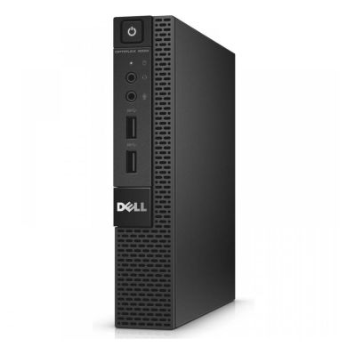 Неттоп Dell OptiPlex 9020М / Intel Core i5-4690s / 4 ГБ dd3 / ssd 60 ГБ