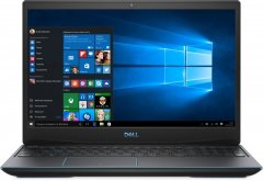 "Dell G3 15 P75F / 15.6"" (1920x1080) IPS / Intel Core i5-8300H (4 (8) ядра по 2.3 - 4.0 GHz) / 8 GB DDR4 / 240 GB M.2+1000 GB HDD / nVidia GeForce GTX 1050 4 GB / WebCam / NO ODD"