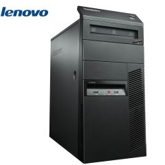 Lenovo ThinkCentre M81 Tower / Intel Core i7-2600 (3.40 GHz, 4 ядра, 8 потоков, 8M Cache) / 250 Гб HDD/ 4 Гб DDR3 / Intel HD Graphics 2000 / VGA,Displayport, 4x USB 2.0, 4x USB 3.0