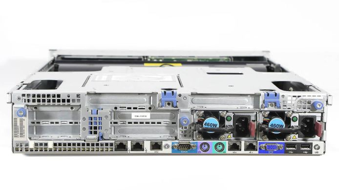 HP ProLiant DL380 G6 / 2x Intel Xeon E5520 (4(8) ядра по 2.26-2.53GHz) / 8GB DDR3 / 146 Gb SAS 10'000RPM