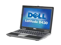 "Dell Latitude D430 / 12.1"" / Intel Core 2 Duo  1.33 ГГц / 2 Гб RAM / 80 Гб HDD / Intel GMA 950"