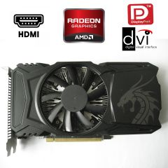 PowerColor AMD Radeon RX 560 / 4GB GDDR5 / 128-bit / DVI, DisplayPort, HDMI