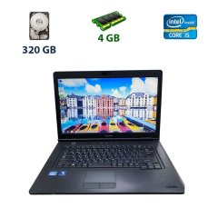 "УЦІНКА (Б-КЛАС) - Toshiba Satellite B552 / 15.6"" (1366x768) TN / Intel Core i5-3320M (2 (4) ядра по 2.6 - 3.3 GHz) / 4 GB DDR3 / 320 GB HDD / WebCam"